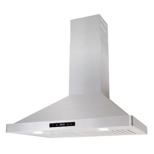 30 760 CFM Ductless Wall Mount Range Hood