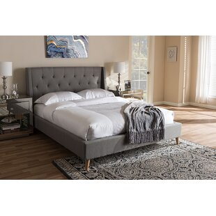Bonner Upholstered Platform Bed
