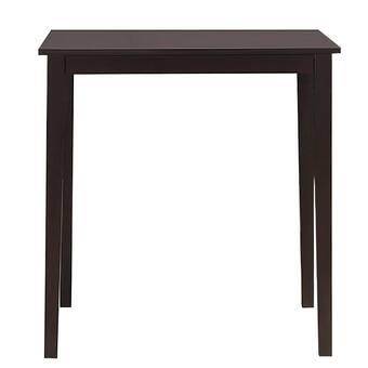 Ebern Designs Ledoux Extendable Solid Wood Dinning Table Wayfair