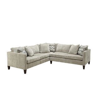 Tehama Sectional by Brayden Studio