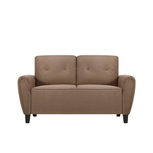 Murrill Standard Loveseat by Wrought Studio