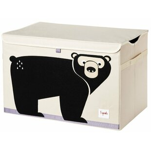 Bear Toy Chest by 3 Sprouts