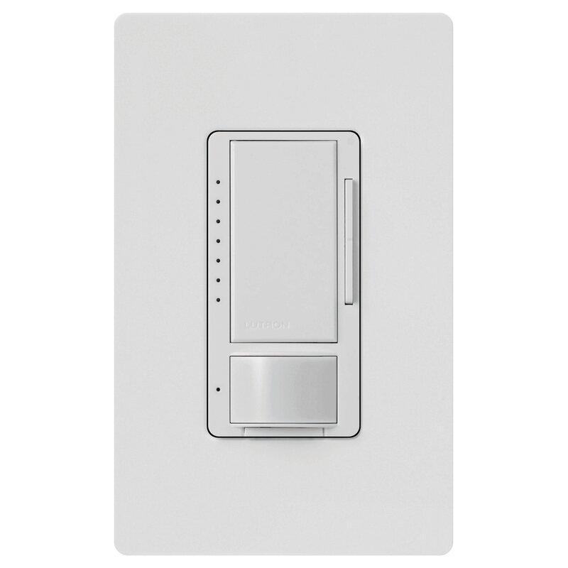 600 Watt Single Pole Digital Dimmer