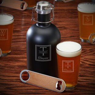 Bourassa Custom 16 oz. Growler