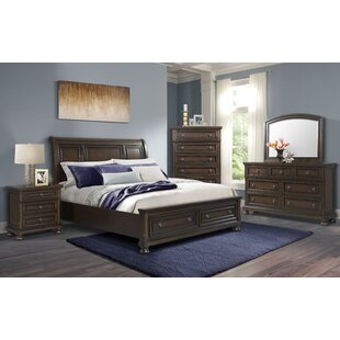 Beadling Storage Platform Bed by Darby Home Co