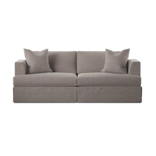 Reviews Box Sofa Slipcover by Brayden Studio Reviews (2019) & Buyer's Guide