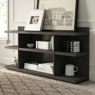 Desk With Attached Bookshelf