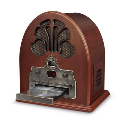 Cathedral Radio Crosley Electronics