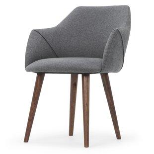Creggan Upholstered Dining Chair (Set of 2)