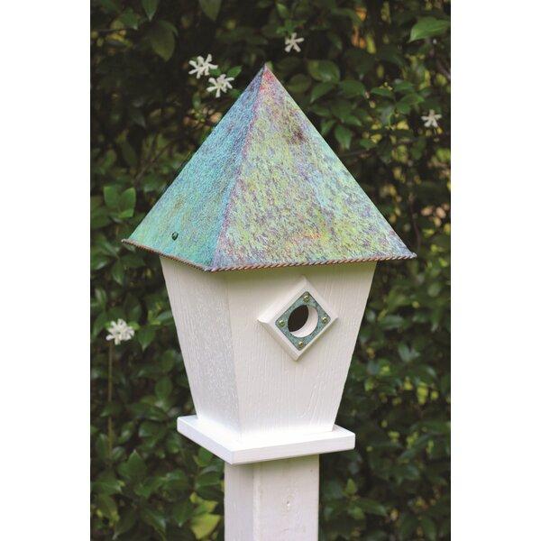 Heartwood Parish Peep 29 in x 10 in x 9 in Birdhouse