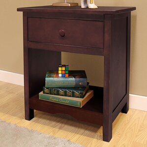 Gabriel 1 Drawer Nightstand by Epoch Design