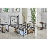 45.67 Steel Bed Frame by Schnappi