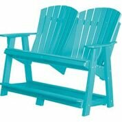 Rosecliff Heights Patricia Plastic Adirondack Chair