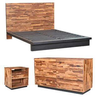 Remington Platform Configurable Bedroom Set