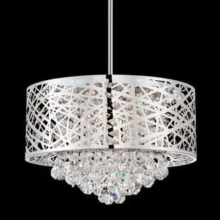 Willa Arlo Interiors Devonne 4-Light Pendant