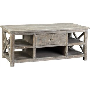 Schall Coffee Table Rosecliff Heights