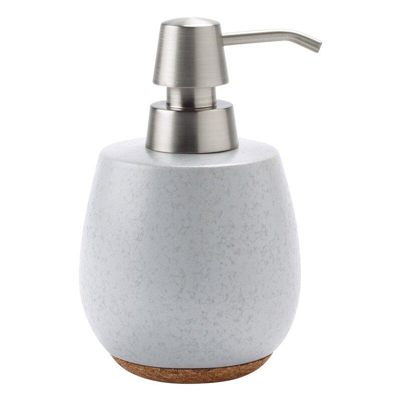 Wrought Studio Eder Soap Dispenser Wayfair