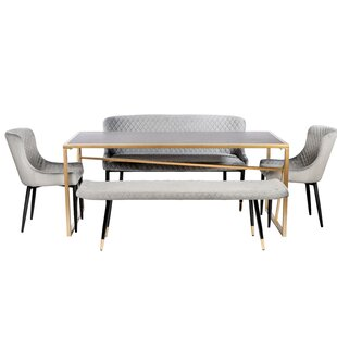 Banquettes Dining Settees Set | Wayfair