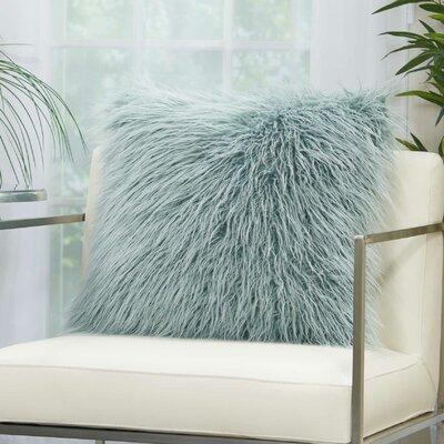 Faux Fur Throw Pillow Mercer41 Color
