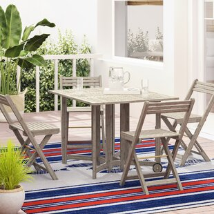 Laoise Gardens 4 Piece Dining Set