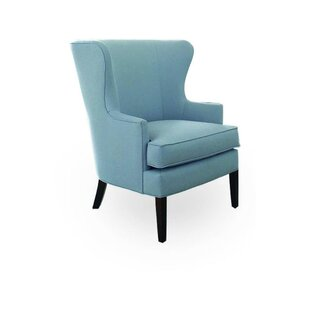 Tredwell Wingback Chair by Braxton Culler New