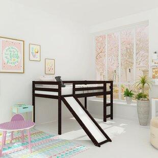 Reiner Kids Multifunctional Design Twin Low Loft Bed