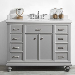 Weisner 48 Bathroom Vanity Set