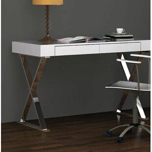 Best Elm Writing Desk ByWhiteline Imports
