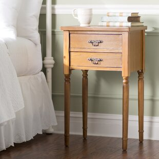 Lark Manor Clever End Table With Storage