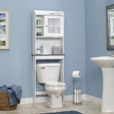 Caraway 23.25 x 68.13 Over the Toilet Cabinet by Sauder