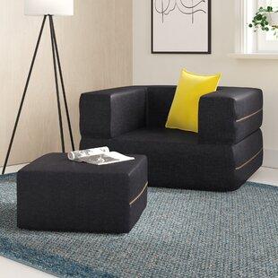 Eugene Convertible Chair by Zipcode Design