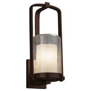 Compare Luzerne Outdoor Sconce By Brayden Studio