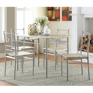 small dining room. Mayflower 5 Piece Dining Set Small Room Sets You ll Love  Wayfair