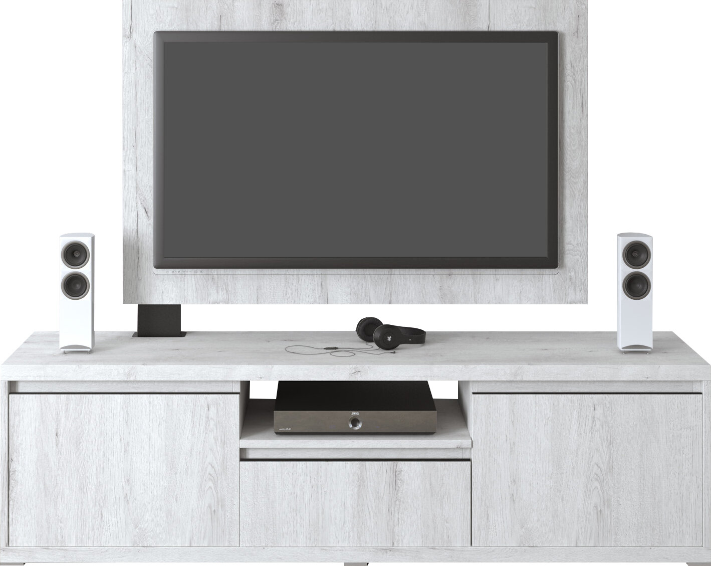 Bergan Tv Stand For Tvs Up To 50