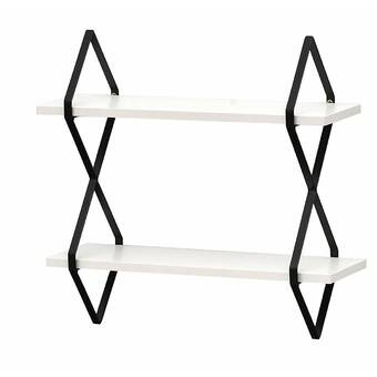 Blomus Metal Floating Shelf Wayfair