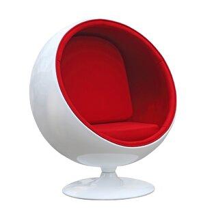 Schneider Swivel Barrel Chair