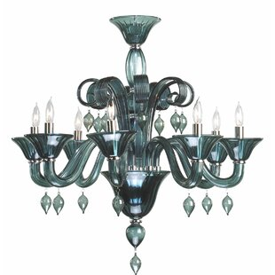 Cyan Design Treviso 8-Light Chandelier