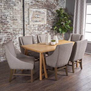 Williamsville 7 Piece Dining Set by Darby..