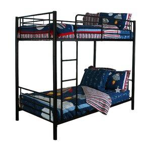 Malia Twin Bunk Bed by Viv..