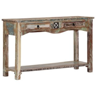 Ellayne Console Table By World Menagerie