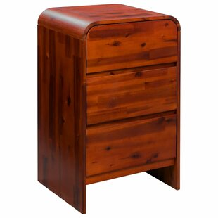 Lise 3 Drawer Chest By Bloomsbury Market