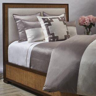 The Art of Home from Ann Gish Motif 3 Piece Reversible Duvet Set
