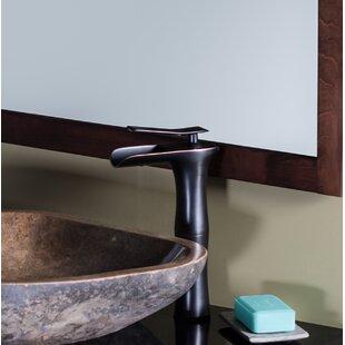Novatto Terra Stone Specialty Vessel Bathroom Sink