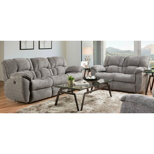 Weston 2 Piece Reclining Living Room Set by Southern Motion