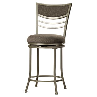 Cuthbert 24 Swivel Bar Stool Latitude Run