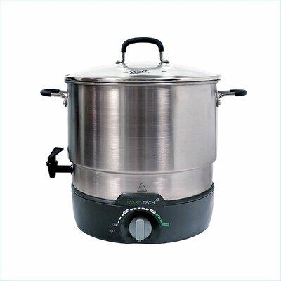 Ball  21 Qt. Fresh Tech Electric Water Bath Canner Multi-Cooker