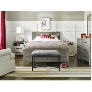Caraway Reading Panel Configurable Bedroom Set