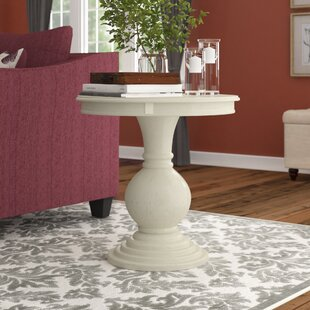 Loganville End Table by Three Posts