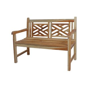 Kings Cross Teak Garden Bench