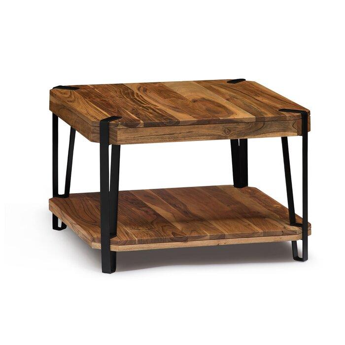 magasin en ligne 1dcc7 a1b96 Table basse live edge Tindal